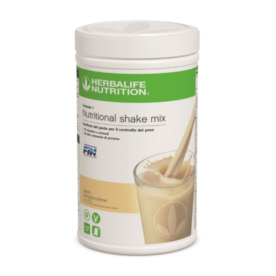 Herbalife Formula 1 Nutritional Shake Mix