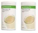 2 protein Drink Mix herbalife